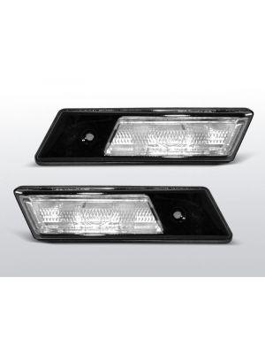 zijknipperlichten set voor bmw e32/34/36 in zwart