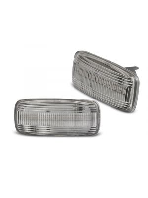 Zijknipperlicht | Audi | A3 00-03 3d/5d hat. / A4 99-01 4d sed. / A4 Avant 99-01 5d sta. / A6 97-04 4d sed. / A6 Avant 98-04 5d sta. / TT Coupé 98-06 2d cou. 8N / TT Roadster 99-06 2d cab. 8N | LED