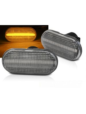 Zijknipperlicht | Diverse Renault, Dacia, Opel, Nissan en Smart modellen | LED | Dynamic Turn Signal