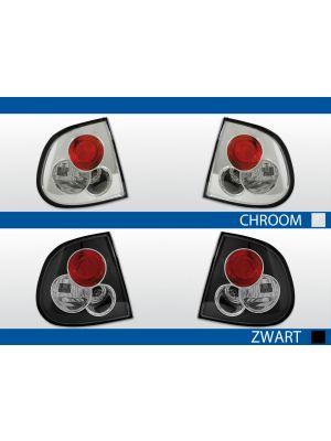 achterlichten seat cordoba chroom of zwart