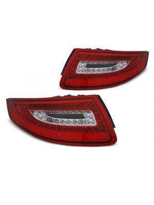 Achterlichten | Porsche | 911 Cabriolet 05-10 2d cab. / 911 Coupé 04-10 2d cou. | 997 | LED |