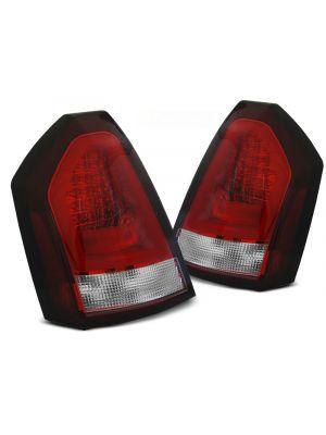 Achterlichten | Chrysler | 300C 04-11 4d sed. | LED | LED BAR