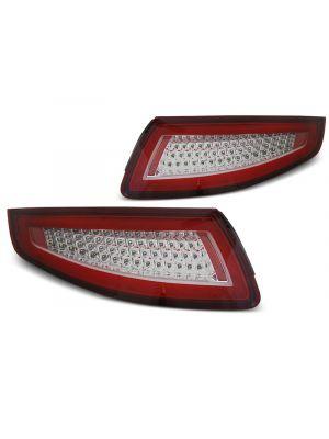 Achterlichten | Porsche | 911 Cabriolet 05-10 2d cab. / 911 Coupé 04-10 2d cou. | LED BAR | Dynamic Turn Signal