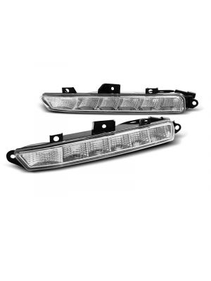 Dagrijverlichting | Mercedes-Benz | E-klasse 09-13 4d sed. / E-klasse Estate 09-13 5d sta. | W212 | AMG | LED | REAL DRL |