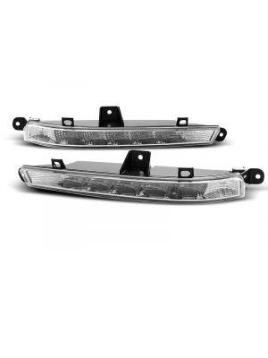 Dagrijverlichting | Mercedes-Benz | S-klasse 05-09 4d sed. / S-klasse 09-13 4d sed. | W221 | AMG | LED | REAL DRL |