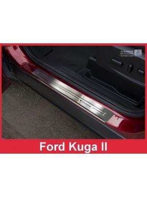 Instaplijsten | Ford Kuga II 2012- | 4-delig