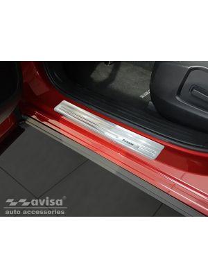 Instaplijsten | Mazda | CX-5 17- 5d suv | EXCLUSIVE | 4-delig | RVS rvs zilver