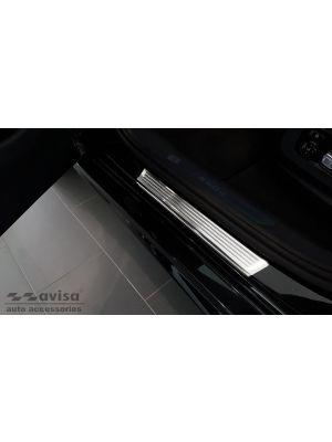 Instaplijsten | BMW | X6 19- 5d suv. G06 | Lines | 4-delig | RVS rvs zilver