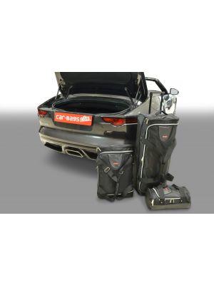 Jaguar F-Type Cabrio 2013-heden Car-Bags reistassenset