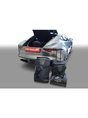 Jaguar F-Type Coupé 2014-heden Car-Bags reistassenset