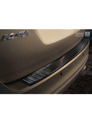 Achterbumperbeschermer Ford Kuga I 2008-2013 rvs zwart Avisa