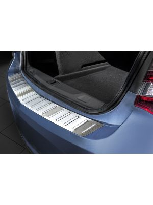 Achterbumperbeschermer | Opel Astra IV J sedan 2012- | RVS