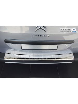 Achterbumperbeschermer | Citroën Berlingo II / Peugeot Tepee 2008-