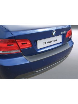 Achterbumper Beschermer | BMW 3-Serie E92 Coupe 2006-2010 'M-Sport' | ABS Kunststof