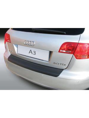 Achterbumper Beschermer | Audi A3 8P Sportback 2004-2008 | ABS Kunststof