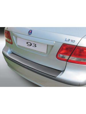 Achterbumper Beschermer | Saab 9-3 Sedan 2002-2007 | ABS Kunststof