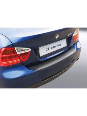 Achterbumper Beschermer   BMW 3-Serie E90 Sedan 2005-2008 'M-Sport'   ABS Kunststof