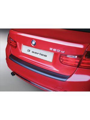 Achterbumper Beschermer | BMW 3-Serie F30 4 deurs 2012- | ABS Kunststof