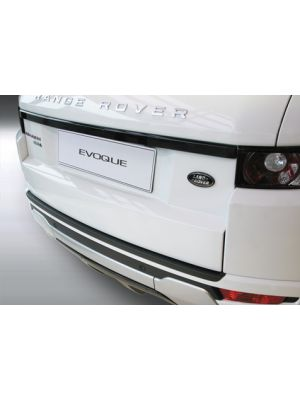 Achterbumper Beschermer | Land Rover Range Rover Evoque 5-deurs 2011- | ABS Kunststof