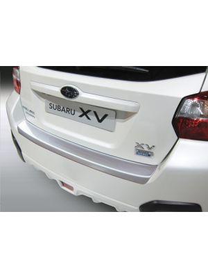 Achterbumper Beschermer | Subaru XV 2012-2015 | ABS Kunststof
