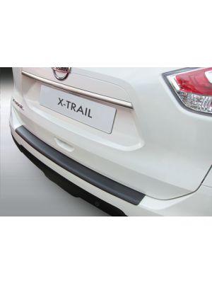 Achterbumper Beschermer   Nissan X-Trail 2014-   ABS Kunststof