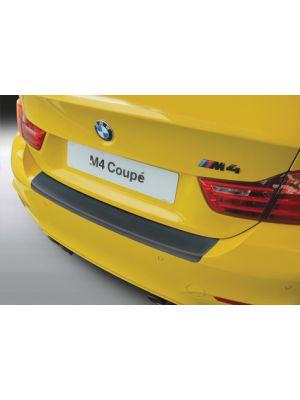 Achterbumper Beschermer | BMW 4-Serie F32 Coupe 2013- 'M-Sport' incl. M4 | ABS Kunststof