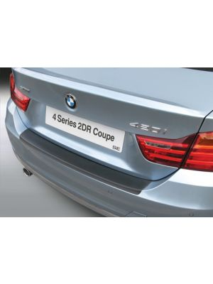 Achterbumper Beschermer | BMW 4-Serie F32 Coupé 2013- | ABS Kunststof