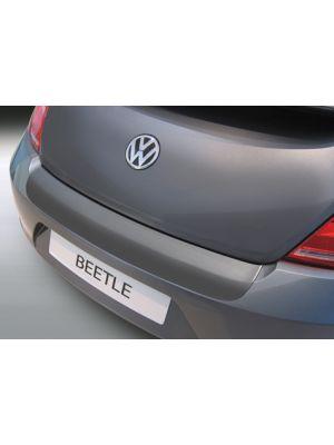 Achterbumper Beschermer   Volkswagen Beetle 2011-2016 (incl. Convertible)   ABS Kunststof