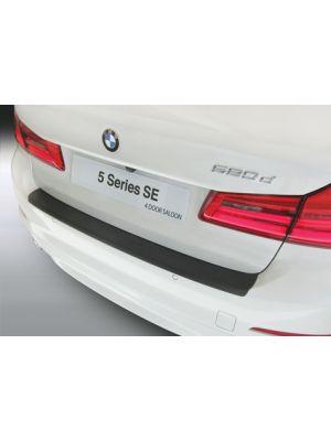 Achterbumper Beschermer   BMW 5-Serie G30 Sedan 2016-   ABS Kunststof