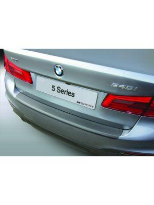 Achterbumper Beschermer   BMW 5-Serie G30 Sedan M-Sport 2016-   ABS Kunststof