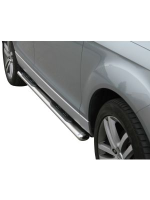 Side Bars | Audi | Q7 06-09 5d suv. / Q7 09-15 5d suv. | RVS