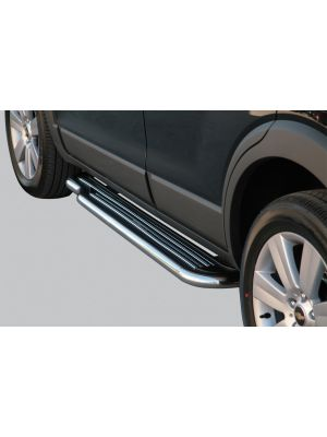 Side Bars | Chevrolet | Captiva 06-11 5d suv. | RVS