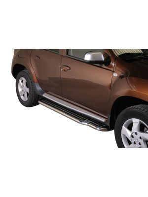 Side Bars | Dacia | Duster 10-14 5d suv. / Duster 14-18 5d suv. | RVS