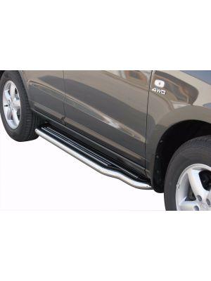 Side Bars | Hyundai | Santa Fe 06-10 5d suv. | RVS