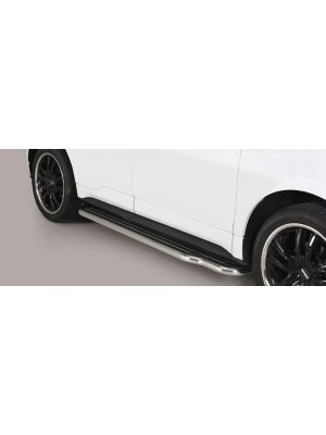 Side Bars | Ford | Edge 16- 5d suv. | RVS