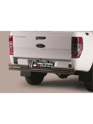 Rear Bar | Ford | Ranger Super Cab 12-19 4d pic. / Ranger Double Cab 19- 4d pic. | RVS