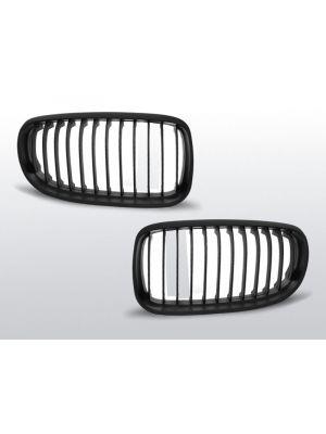 E90 E91 3-serie zwarte nieren, mat zwart of hooglans piano zwart Online bestellen.