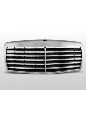 grille avantgarde type mercedes 190 serie w201 abs chroom