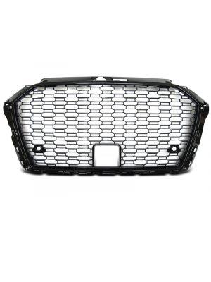 Grill | Audi | A3 16- 3d hat. / A3 Limousine 16- 4d sed. / A3 Sportback 16- 5d hat. | RS3-Style | ABS Kunststof