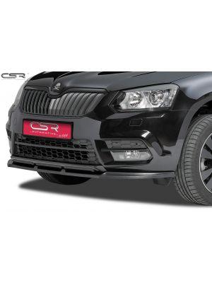 Skoda Yeti 2013 Cup Spoilerzwaard ABS CRS CSL103 zwart