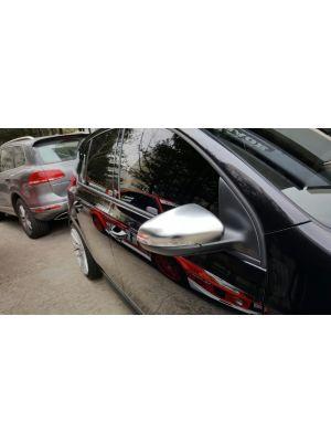 Spiegelkappen | Volkswagen |  Golf VI 08-12  / Touran 10-15 / Jetta 11-14 | R-Look | mat chroom