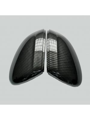 Spiegelkappen | Volkswagen | Arteon 17- 5d hat. / Passat 14-19 4d sed. / Passat Variant 14-19 5d sta. | carbon-look
