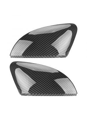 Spiegelkappen | Volkswagen | Polo 09-17 3d hat. / Polo 09-17 5d hat. | 6R 6C | carbon-look