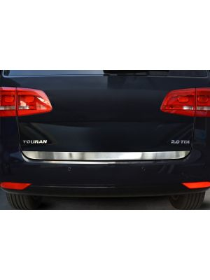 Achterklep sierlijst | Volkswagen Touran 2010-2015 | RVS