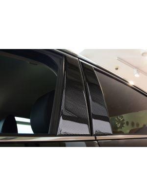 Sierlijsten B-Stijl | Mazda | 6 13-15 4d sed. / 6 15-18 4d sed. / 6 SportBreak 12-15 5d sta. / 6 SportBreak 15-18 5d sta. | Carbon zwart