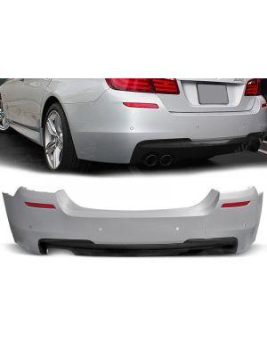 Achterbumper M-Tech voor BMW 5-serie F10 met PDC
