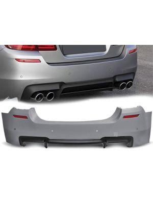 M5 Look Achterbumper BMW F10