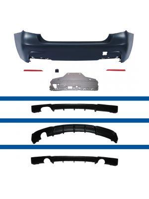 F30 MP achterbumper