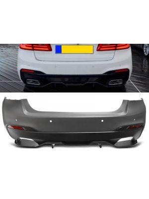 Achterbumper | BMW | 5-serie 17-20 4d sed. G30 / 5-serie 20- 4d sed. G30 LCI | M-Performance Look