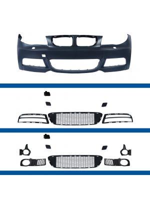 Voorbumper | BMW 1-serie E81 E82 E87 E88 | voor M-pakket | ABS Kunststof